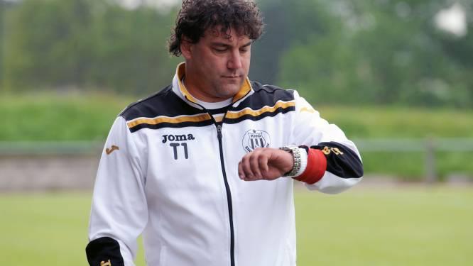 """Aan ambitie geen gebrek bij nieuwe hoofdcoach Carlo Lavigne (KHO Bierbeek): """"Binnen dit en twee jaar promoveren"""""""