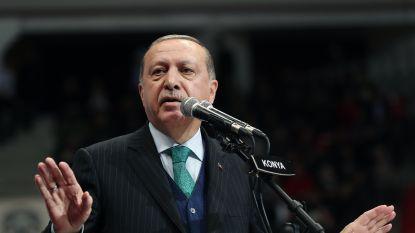 Erdogan wil Turkse ambassade in Palestijnse staat in Oost-Jeruzalem