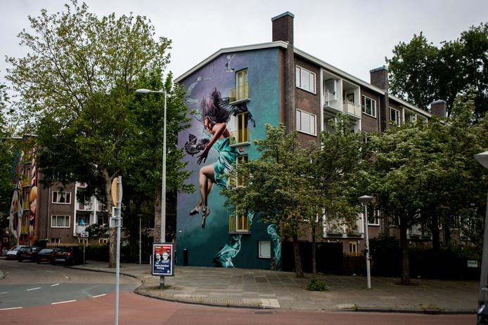 Werk van Kaspar van Leek met Niels van Swaemen