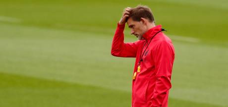 PSG-coach Tuchel breekt botje in voet