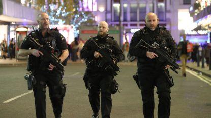Paniek in Londens metrostation Oxford Circus gevolg van ruzie tussen twee mannen