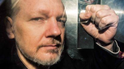 WikiLeaks klokkenluider Assange wil mogelijk asiel aanvragen in Frankrijk