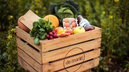Wekelijkse pop-up boerenmarkt vanaf 20 maart