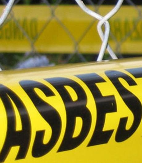 CDA bang voor vertraging Asbestsanering