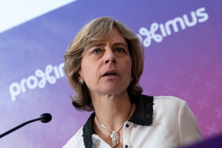 CEO Dominique Leroy