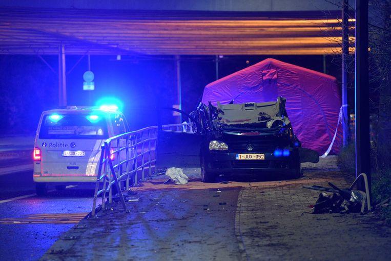 Bij het ongeval op 8 december kwamen twee personen om het leven bij een ongeval op de Ruggeveldlaan. Het derde slachtoffer is nu ontwaakt uit haar coma.