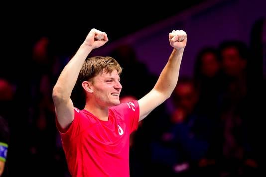 A Londres (Masters), puis à Lille (finale de Coupe Davis), David Goffin avait impressionné en fin de saison dernière, mais il a aussi payé les conséquences de cette fin de saison marathon en début d'année 2019.