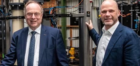 Waterfabriek Wilp stapje dichterbij na 'geslaagde' proef