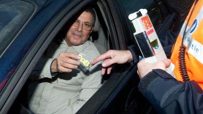 Opnieuw minder dronken bestuurders betrapt tijdens de BOB-wintercampagne