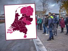 Merk jij als inwoner iets van het 'zeer ernstige' risiconiveau in IJsselland en Flevoland?