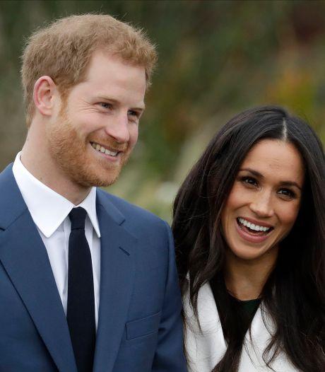 L'adorable cadeau du prince Harry pour l'anniversaire de Meghan Markle