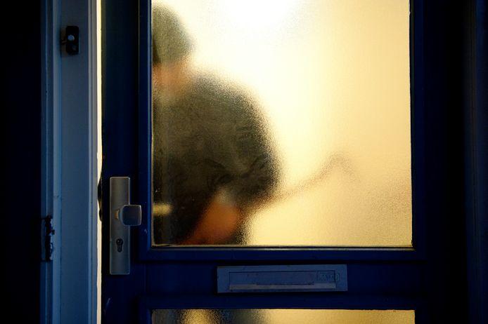 Inbrekers slaan verreweg het vaakst toe tijdens de jaarwisseling.