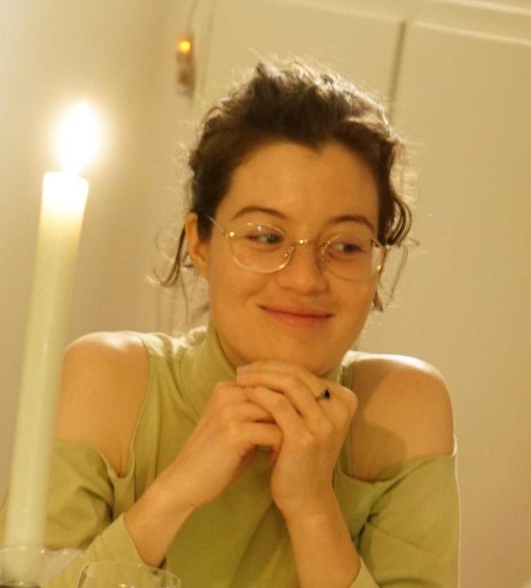 Kate Sinha Beeld