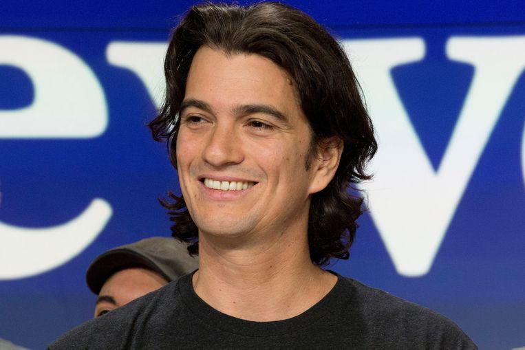 Adam Neumann, medeoprichter van WeWork.