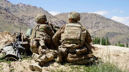 """Taliban: """"We zijn dicht bij een akkoord met de VS om oorlog in Afghanistan te beëindigen"""""""