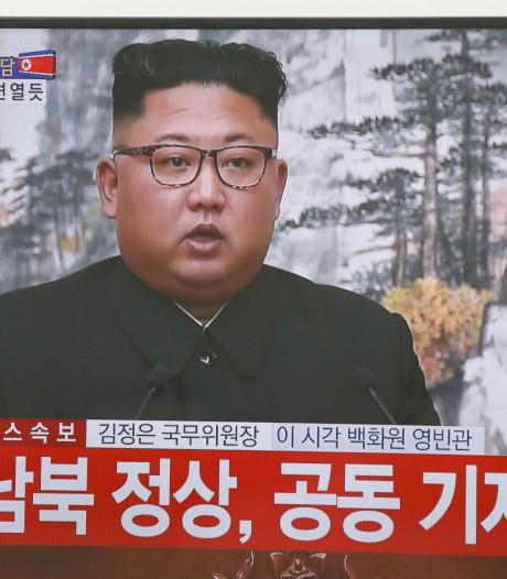 Noord- en Zuid-Korea zetten nieuwe stap richting vrede