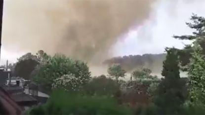 """Tornado trekt spoor van vernieling in Duitsland, """"maar ook bij ons kan dit"""""""