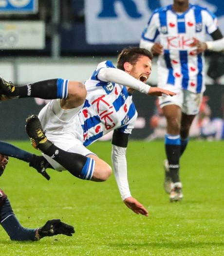 LIVE | Willem II bijna gevaarlijk na matig uitverdedigen Heerenveen
