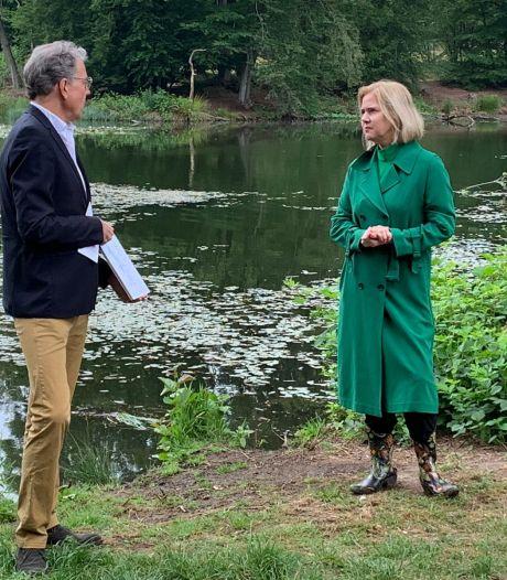 Minister Van Nieuwenhuizen: 'Extra geld voor het droogteprobleem in Twente en Achterhoek'