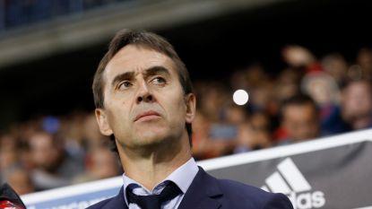 Spaans bondscoach Lopetegui nieuwe trainer van Real Madrid
