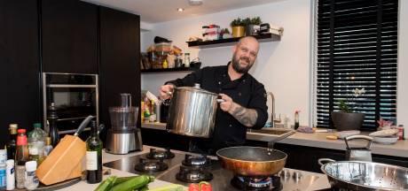 Jouke kookt elke dag een gezonde maaltijd 'voor iedereen'