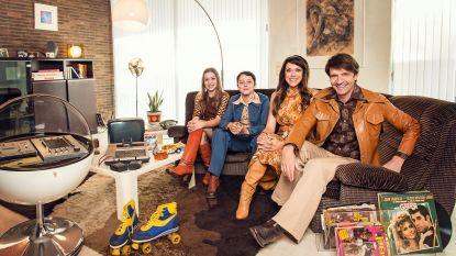 VTM flitst familie Wauters naar 1979