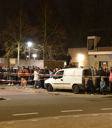 Grote politieactie Tilburg beëindigd, vuurwapengevaarlijke man aangehouden