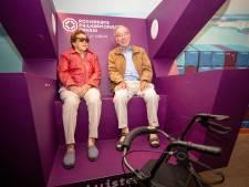Speciale muziekstoel in Franciscus Vlietland: 'Goed voor de genezing'