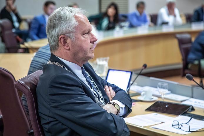 Burgemeester Henk Jan Meijer had in 2018 handenvol werk aan het politieke en maatschappelijke debat over de komst van een vijfde coffeeshop naar de Vechtstraat in Zwolle. De gang van zaken rond die kwestie wordt nu meegenomen in het nieuwe coffeeshopbeleid van de stad.