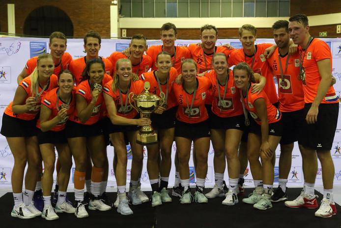 Nederland wereldkampioen.