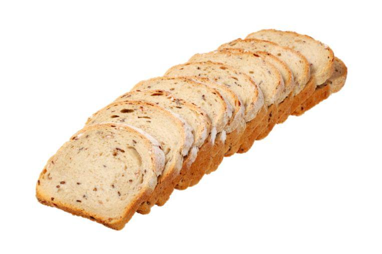 Speltbrood als alternatief voor volkoren brood. Beeld thinkstock