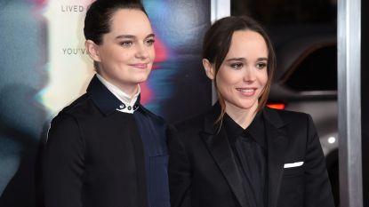 """Actrice Ellen Page getrouwd met vriendin: """"Kan niet geloven dat ik deze bijzondere vrouw mijn vrouw mag noemen"""""""
