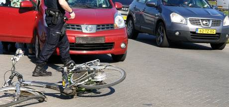 Fietser gewond bij aanrijding in Hengelo