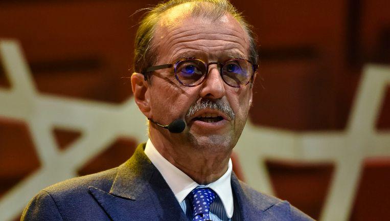 Voka-voorzitter Paul Kumpen