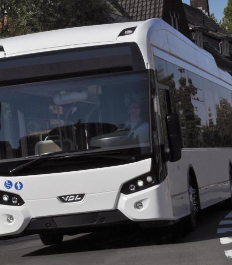 VDL levert vijf elektrische bussen in Den Haag