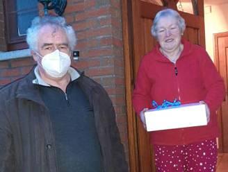 Kerstontbijt aan huis voor leden Vrije Gepensioneerdenbond Pepingen
