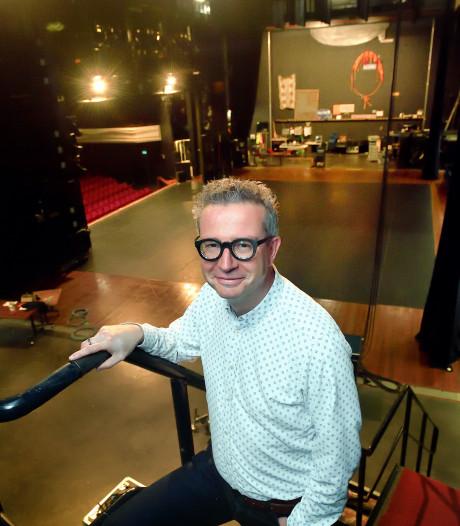 Directeur Jan-Hein Sloesen één jaar aan het roer bij De Kring in Roosendaal: 'Dit theater moet een grotere rol in de regio spelen'