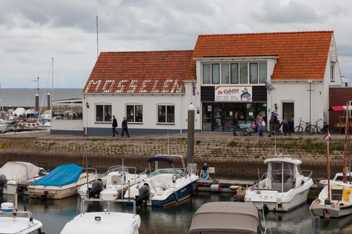 De Havendijk in Yerseke.