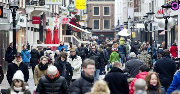 Bevolking utrecht groeit komende jaren sterk utrecht for Koopavond amersfoort