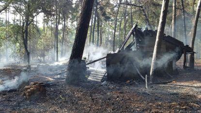 Labo onderzoekt of brand aan Grees werk is van pyromaan