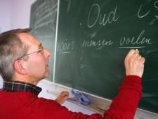 Werkloze leraar moet weer aan de bak