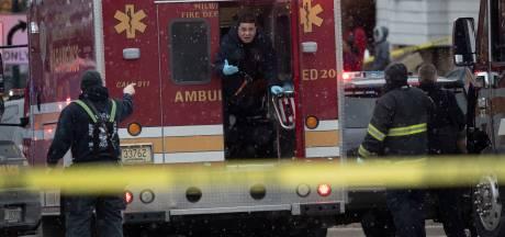 'Zeven doden bij schietpartij in fabriek Amerikaanse stad Milwaukee'