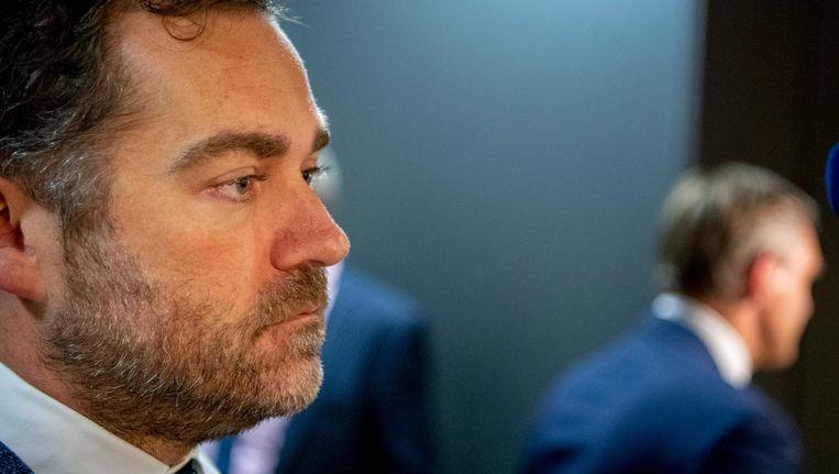 Fractieleider Klaas Dijkhoff. Beeld anp