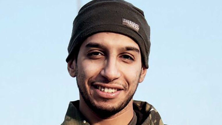 Abdelhamid Abaaoud Beeld reuters
