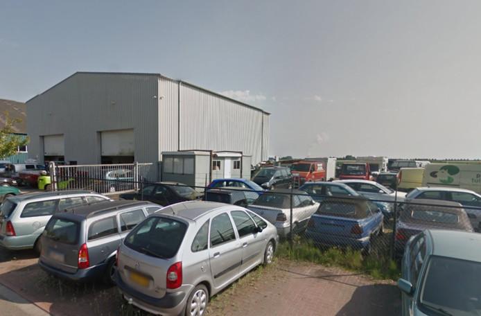 Bij een bedrijf op De Poort in Rilland werd woensdag een integrale controle gehouden.
