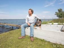 Boer Bastiaan is het wachten beu: 'Juist mijn plan past goed bij het Veerse Meer'