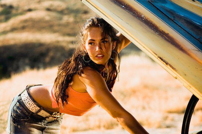 Megan Fox in 'Transformers'