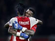 Wat zijn de mogelijke tegenstanders van Ajax?