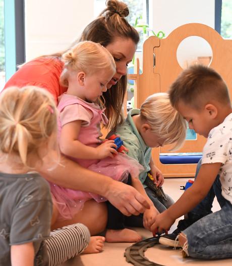 In Cuijk gaan meer kinderen naar de dagopvang