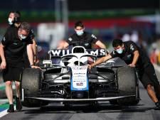 Aitken mag vrijdag testen bij Williams